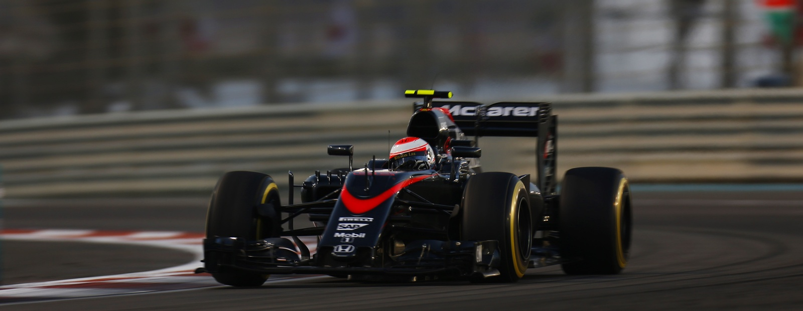 mclaren formula 1 - 2015 abu dhabi grand prix race report