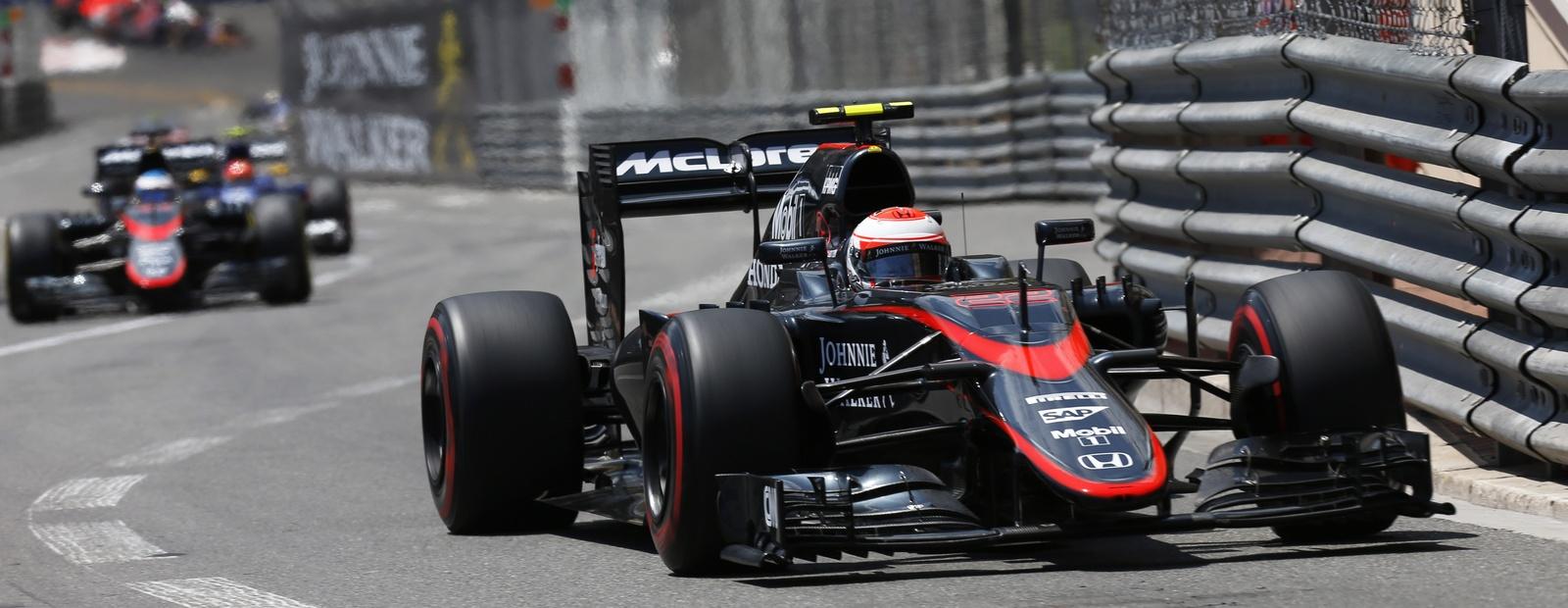 mclaren formula 1 - 2015 monaco grand prix race report
