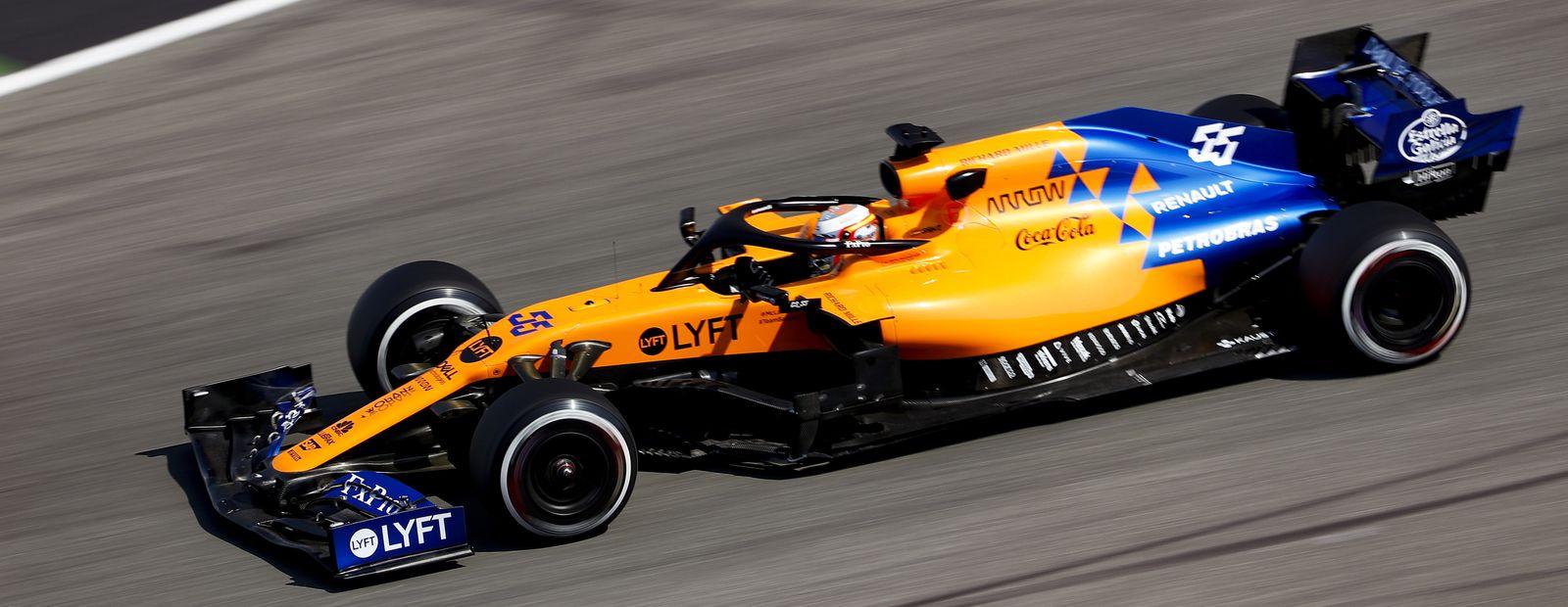 2019 German Grand Prix - Free Practice