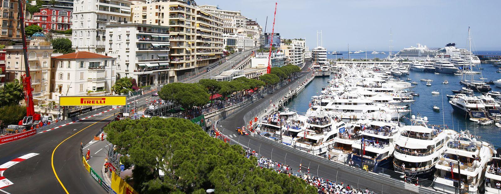 Gran Premio de Mónaco 2019