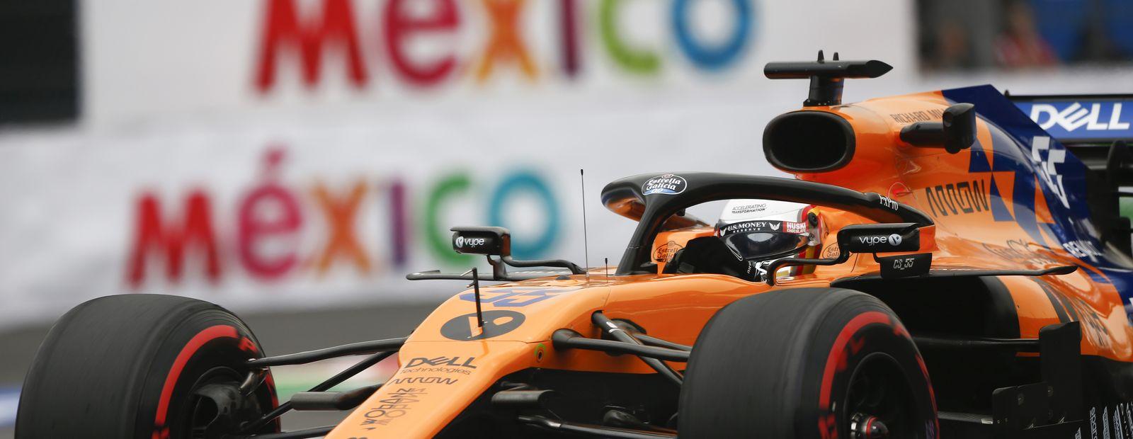 Gran Premio de México 2019 - entrenamientos libre
