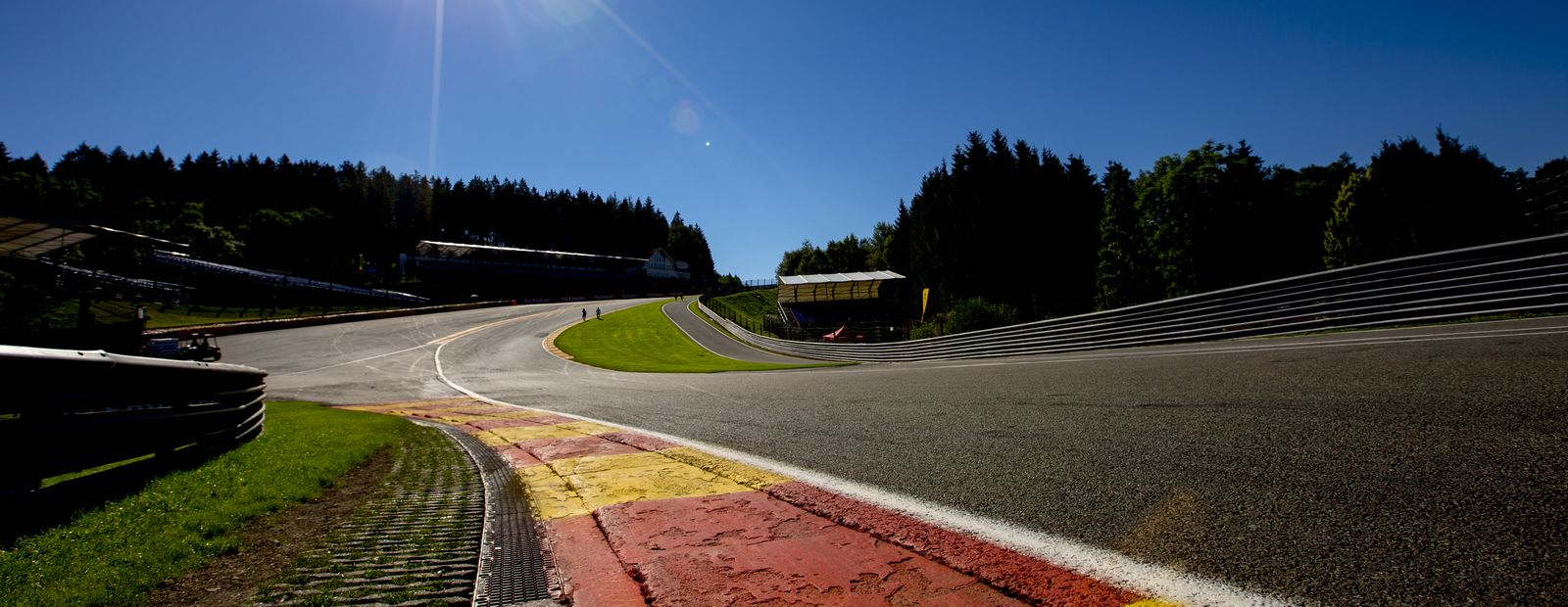 Belgian Grand Prix: the almighty Eau Rouge