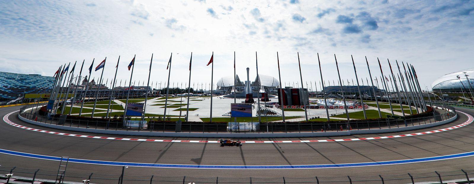 Todo lo que necesita saber para el Gran Premio de Rusia