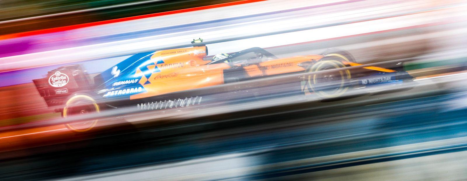 McLaren Racing - 2019 Belgian Grand Prix