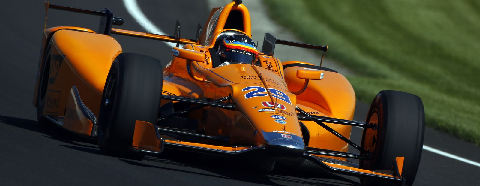 McLaren returns to the Indy 500 with Fernando Alonso in 2019