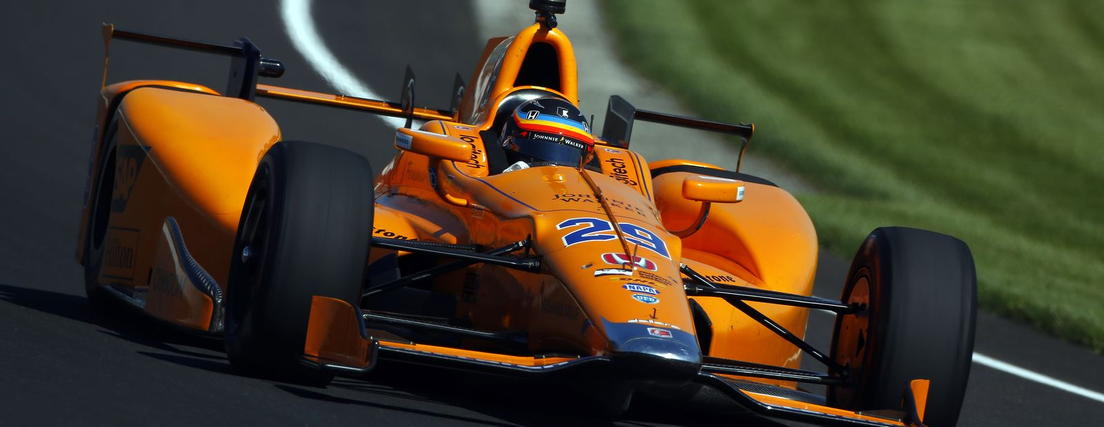 Opening day practice report: Indy 500