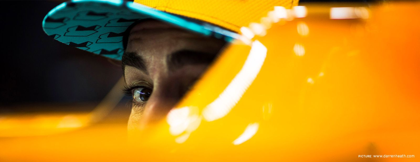 Fernando Alonso: why I race