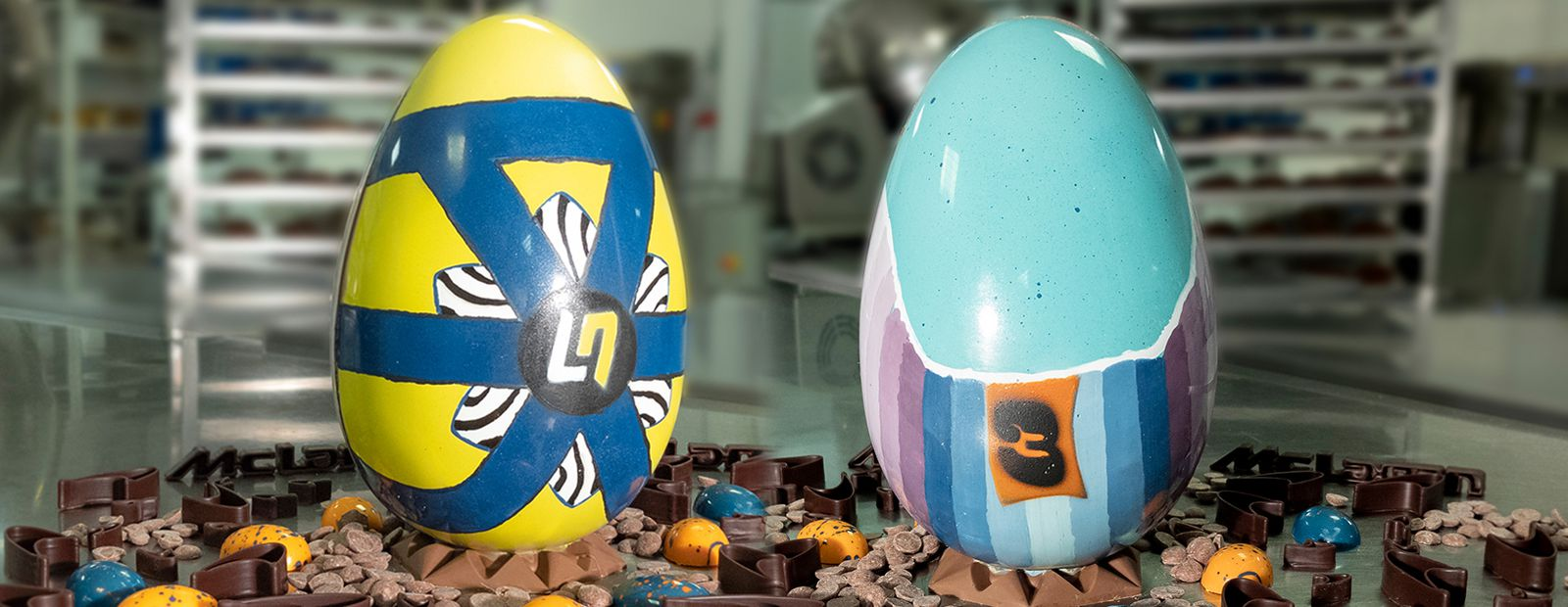 Win a limited-edition McLaren Easter egg