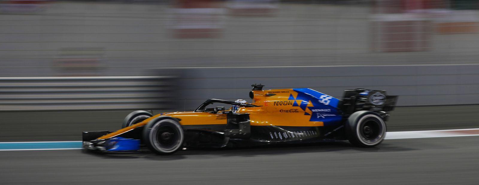 McLaren Racing announces new partnership with FAI Aviation Group