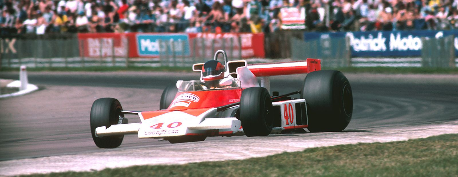 Gilles Villeneuve and McLaren