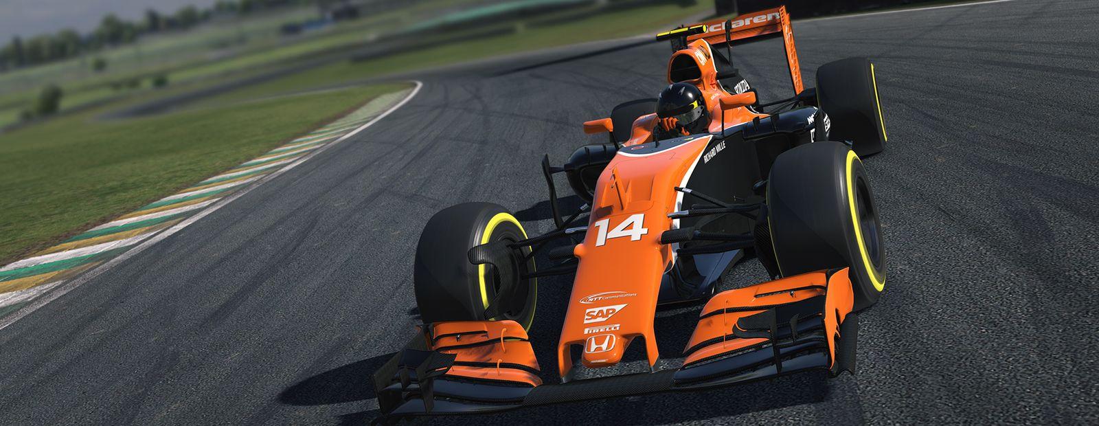 McLaren Racing - World's Fastest Gamer iRacing Qualification