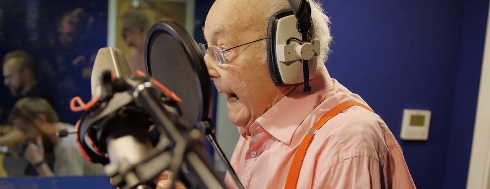 Murray Walker: the voice of F1