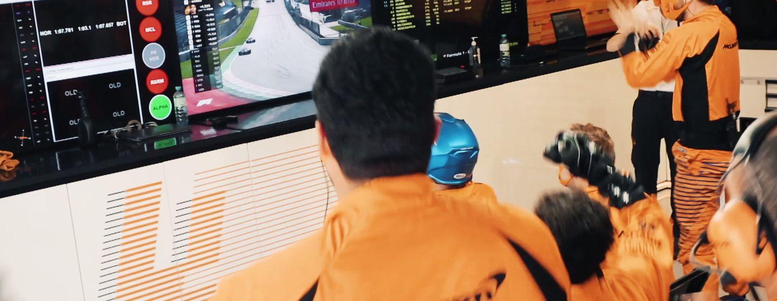 This is McLaren