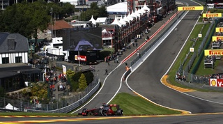 2013 Belgian Grand Prix preview