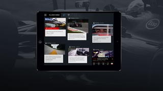 Get closer to the team with the new McLaren App