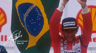 Emerson: Ayrton Senna, from the heart