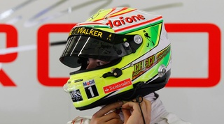 Competition : Win Sergio's Helmet