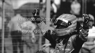 Fernando: The young driver