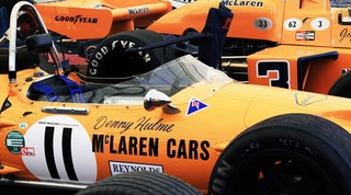 McLaren ready to roll at Goodwood FOS