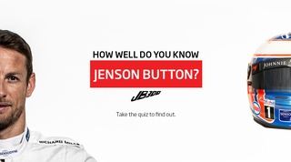 How well do you know Jenson Button?