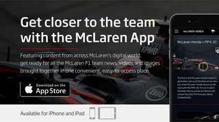 Download the new McLaren App