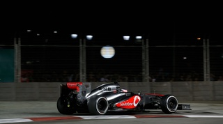 Singapore Grand Prix FP3 and Qualifying Report