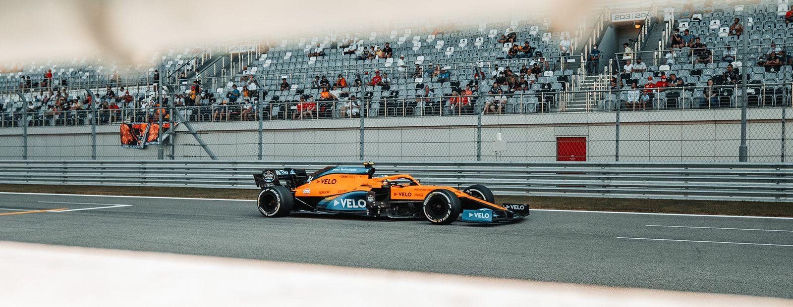 Mclaren Racing Official Website
