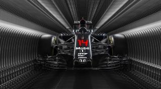 Fernando Alonso Tunnel Vision
