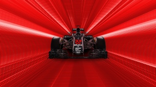 Jenson Button Tunnel Vision Red