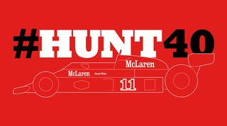 #Hunt40 | James Hunt World Champion