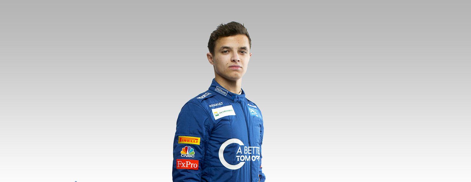 F1 2019 Lando Norris