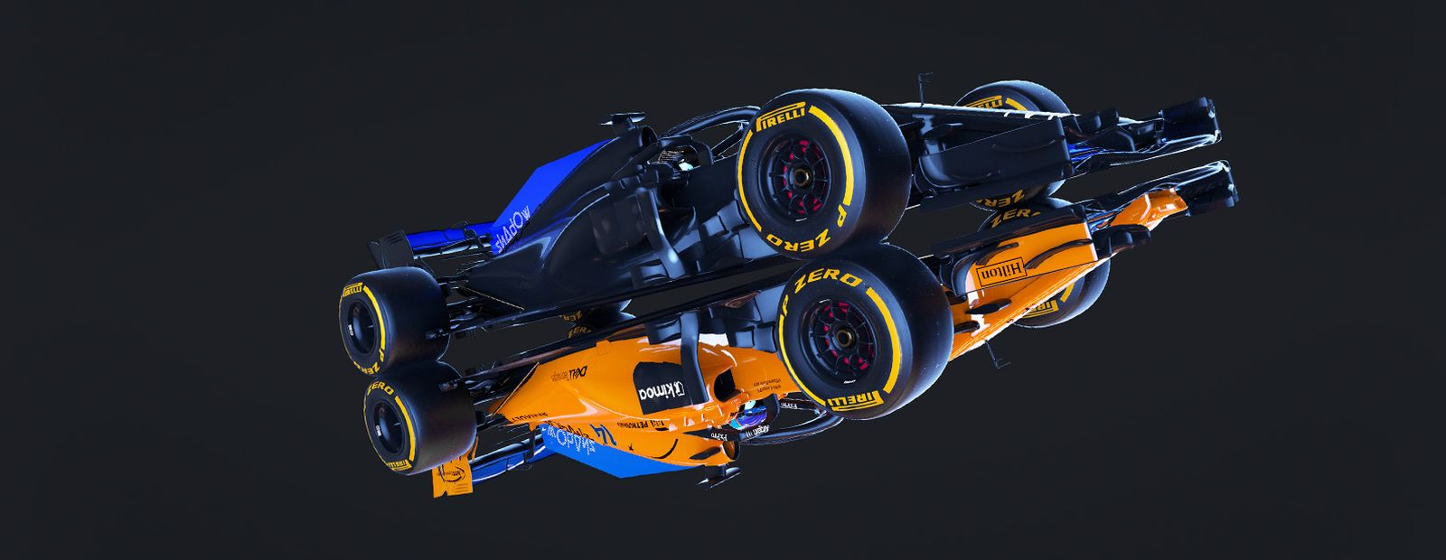 McLaren Shadow season 1