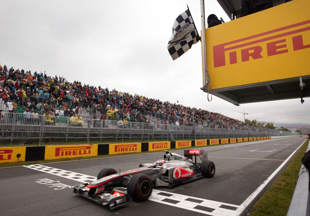 mclaren formula 1 14 moments of triumph and tears at the canadian gp. Black Bedroom Furniture Sets. Home Design Ideas