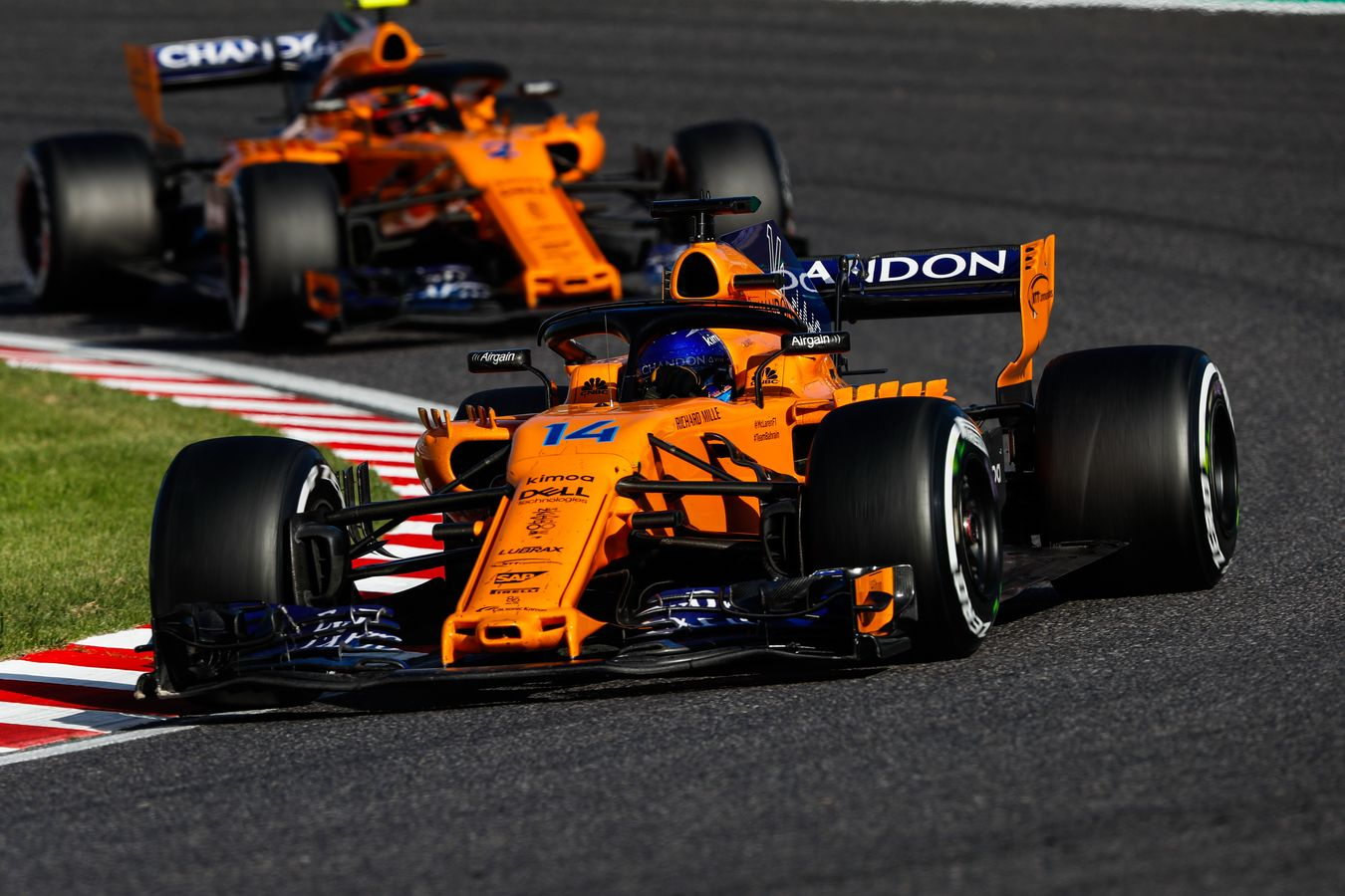 McLaren Racing - 2018 Japanese Grand Prix