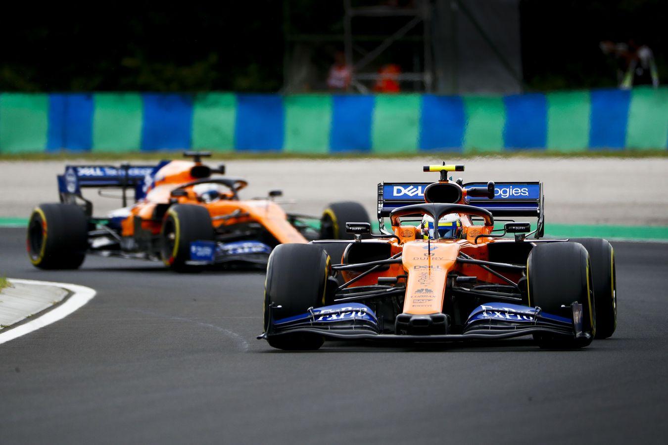 McLaren Racing - Andreas Seidl Q&A
