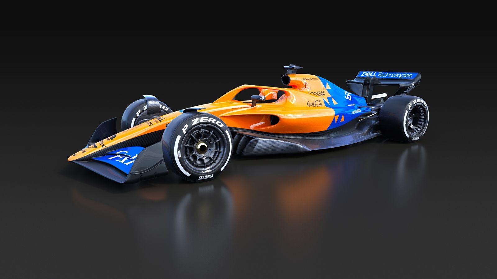 Mclaren Racing A New Era Of Formula 1