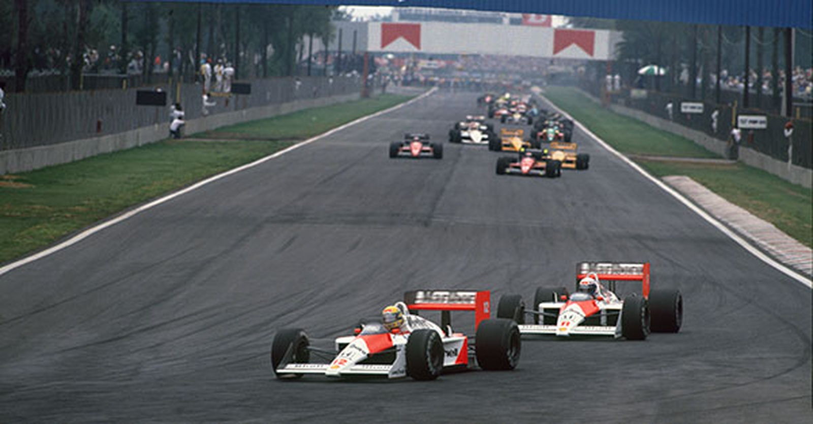 Image result for autódromo hermanos rodríguez 1988