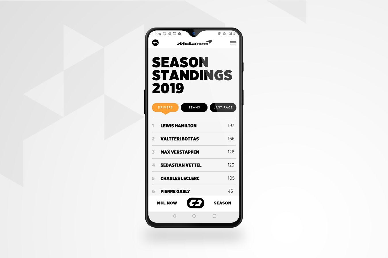 McLaren Racing - Download the all-new McLaren App!
