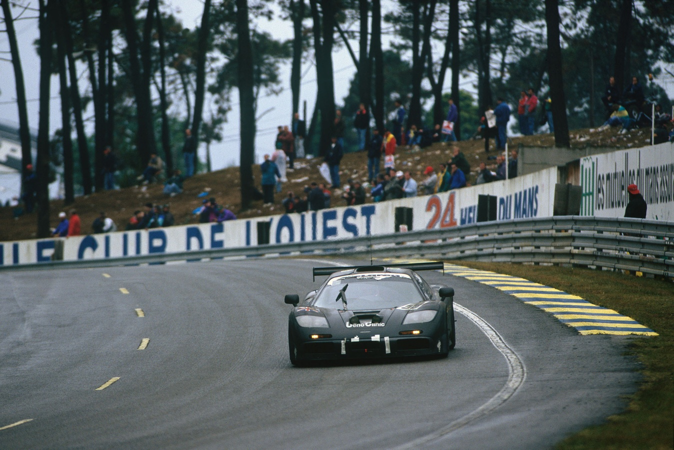 mclaren formula 1 - mclaren's first le mans victory: 20 years on