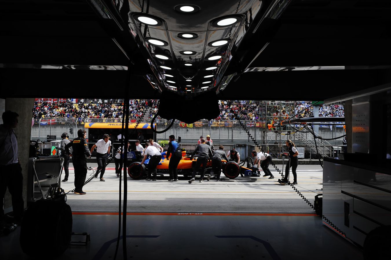 Mclaren Racing 10 Things To Know About Qualifying