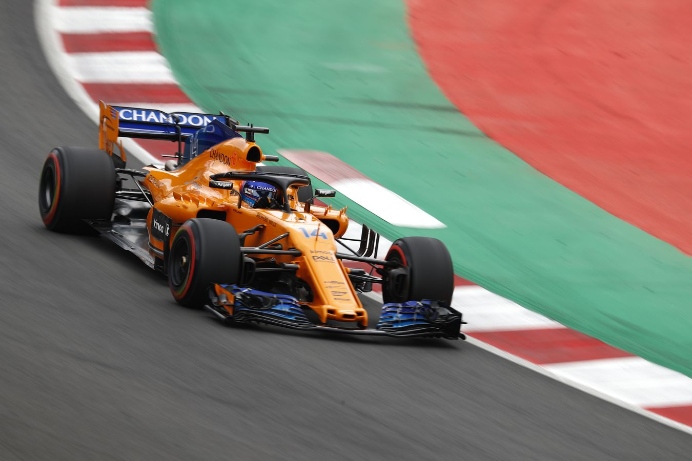 McLaren Racing - 2018 Spanish Grand Prix