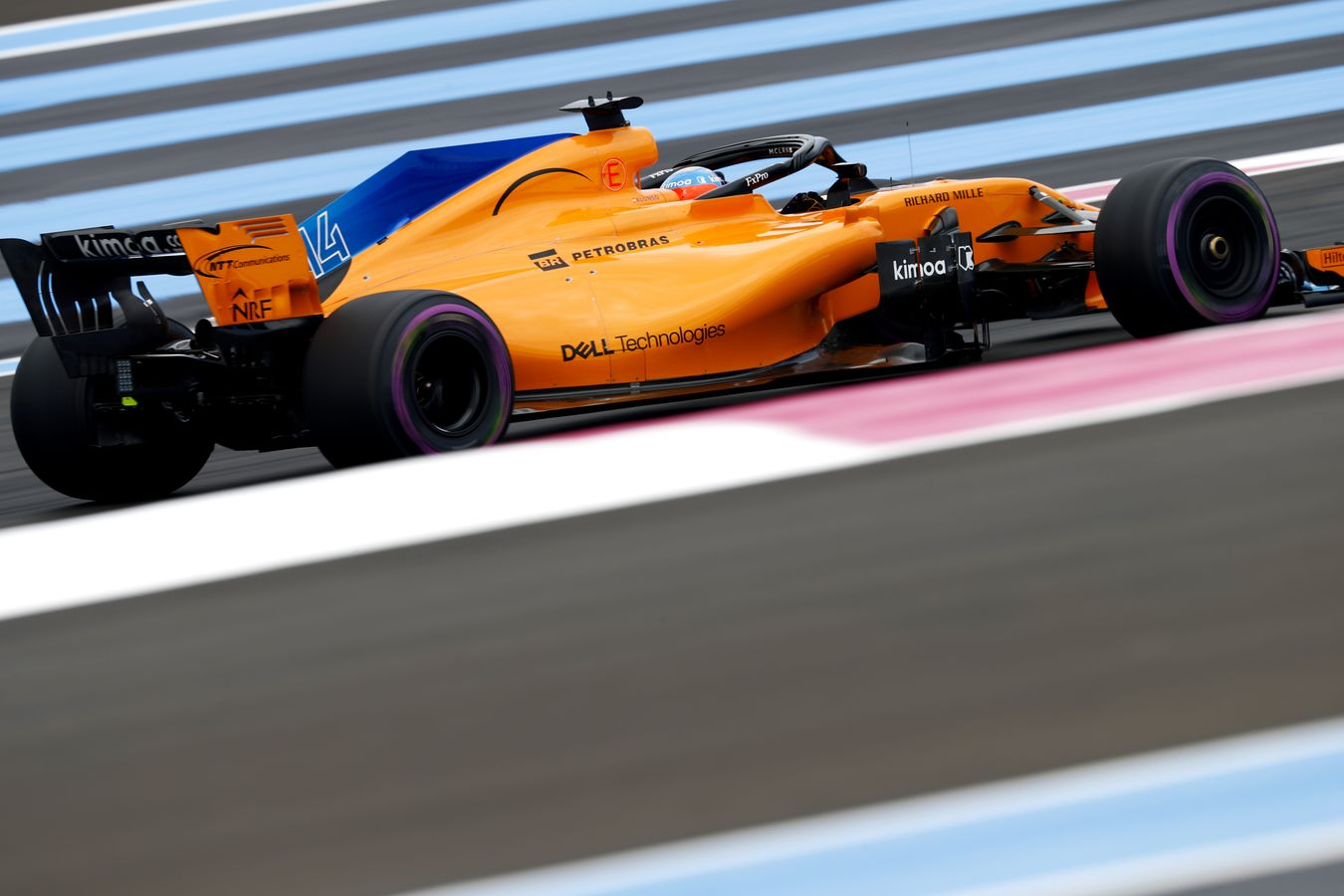 Mclaren Formula 1 2018 French Grand Prix Qualifying