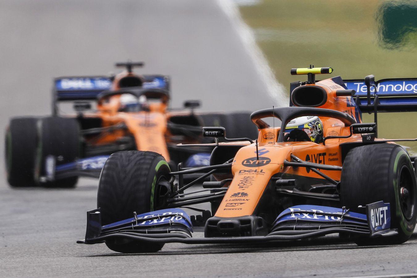 Mclaren Racing 2019 German Grand Prix