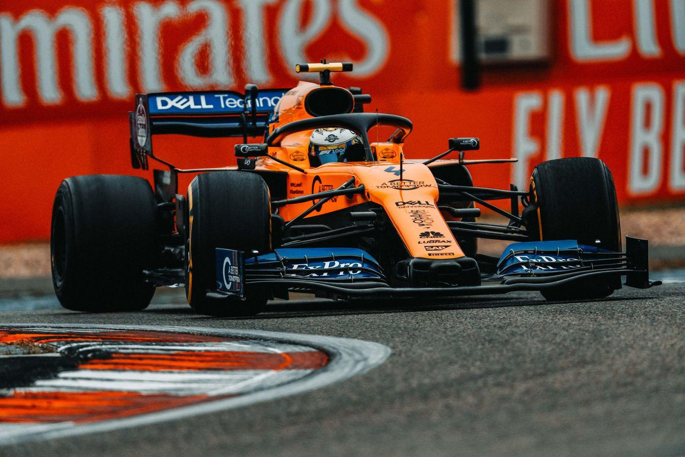 Mclaren Racing 2019 Chinese Grand Prix