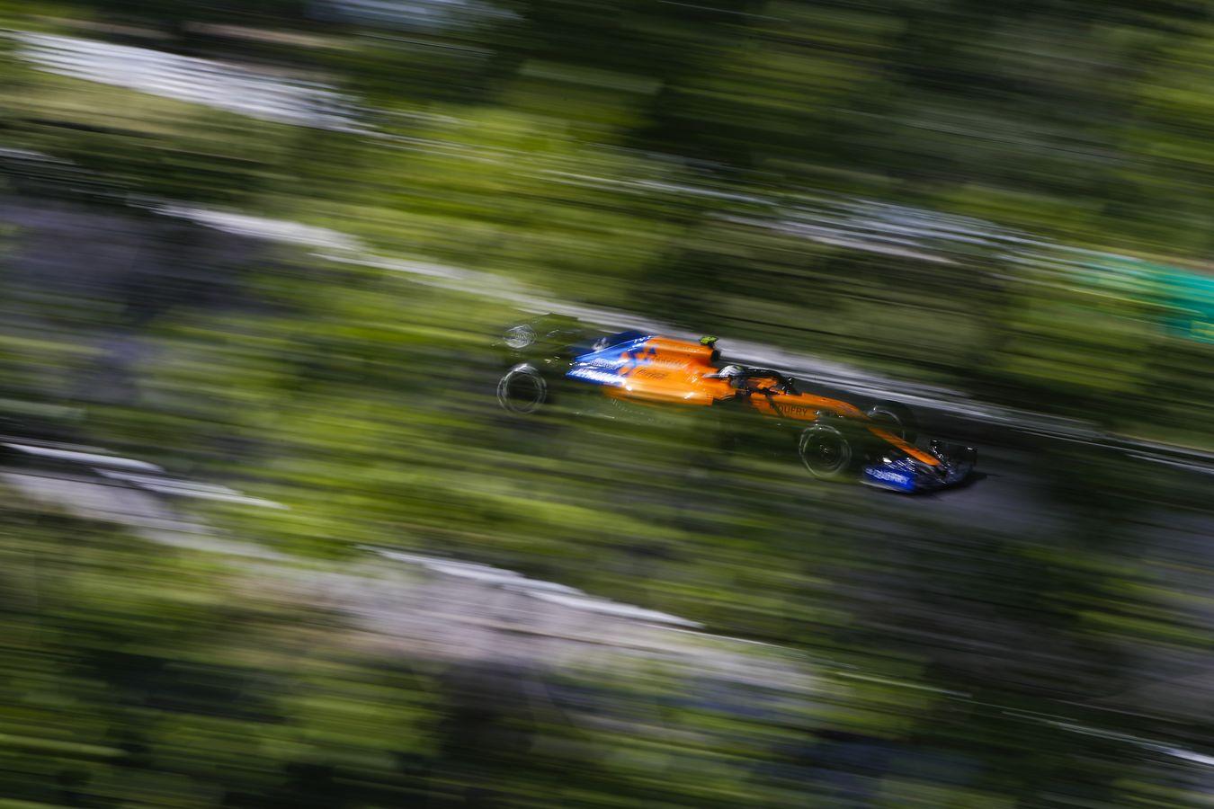 mclaren formula 1 - 2017 azerbaijan grand prix