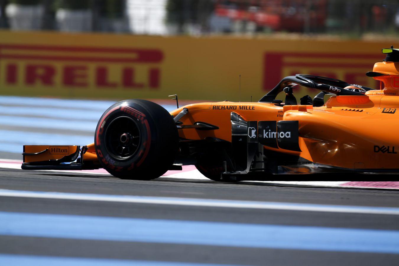 Mclaren Formula 1 2018 French Grand Prix