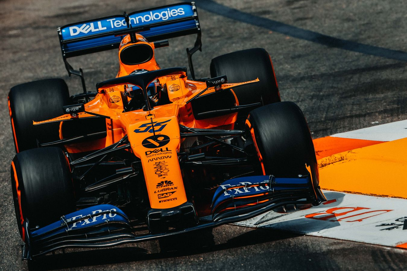 Mclaren Racing 2019 Monaco Grand Prix Qualifying