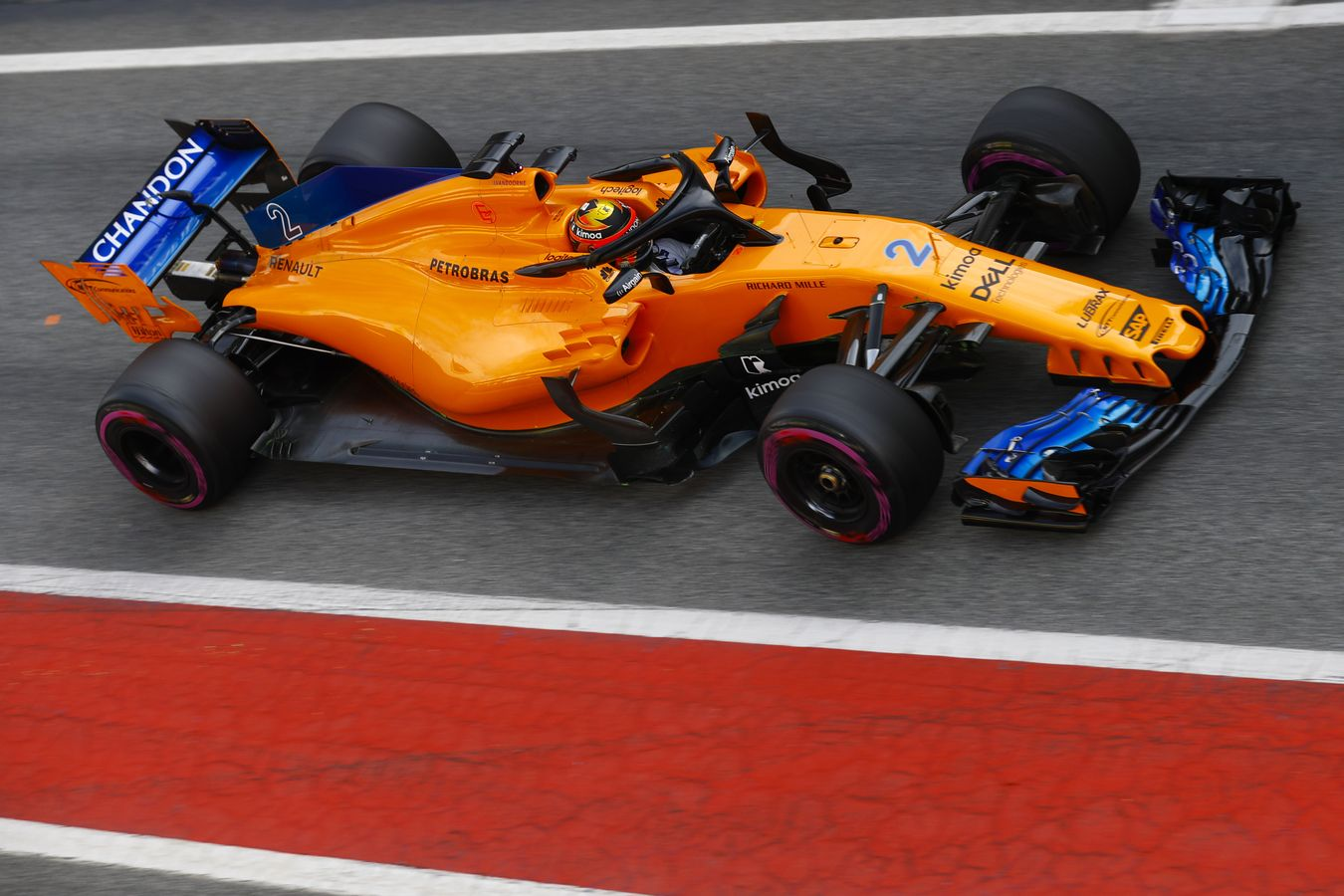 McLaren Formula 1 - Barcelona Test 2: Day 3