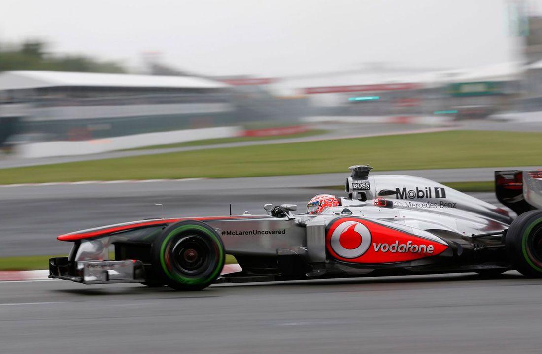 Mclaren Formula 1 Canadian Grand Prix In Pictures