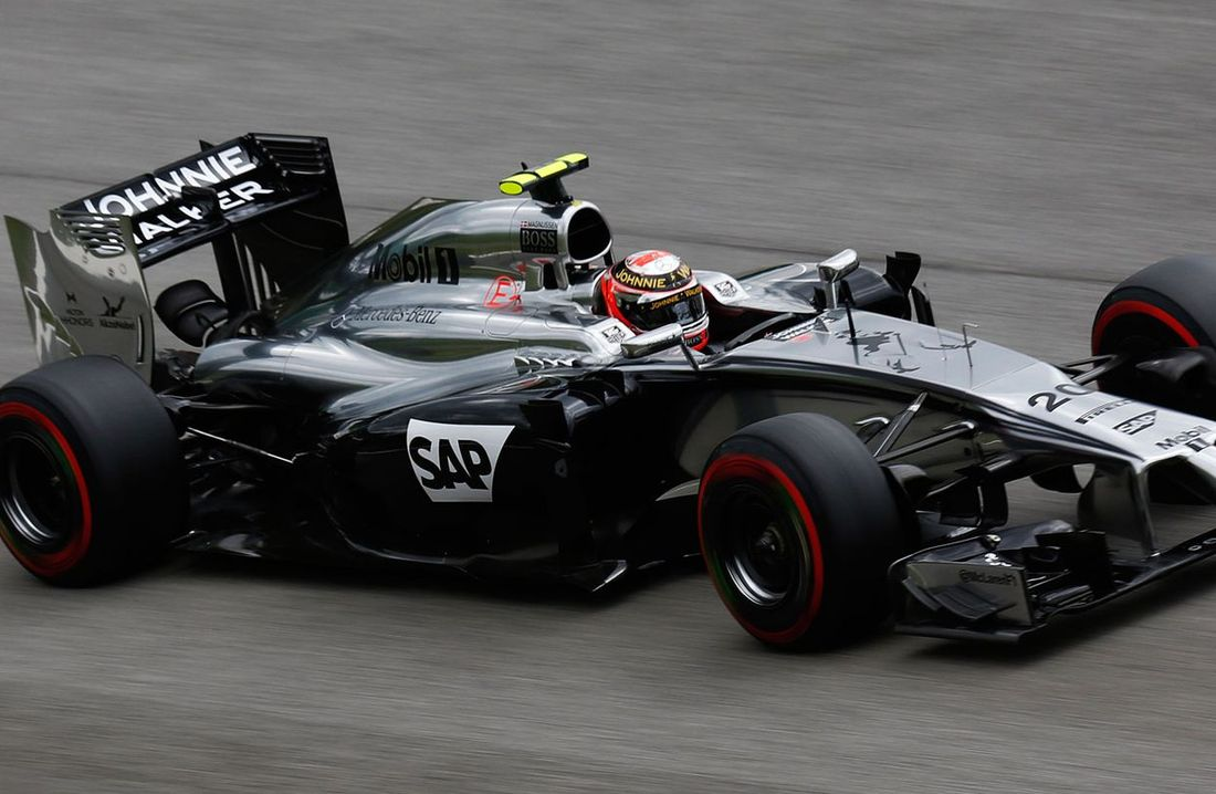 mclaren formula 1 austrian grand prix in pictures